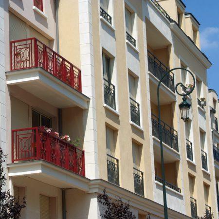 Référence logements à Maisons-Laffitte 78 Les Allées du Château