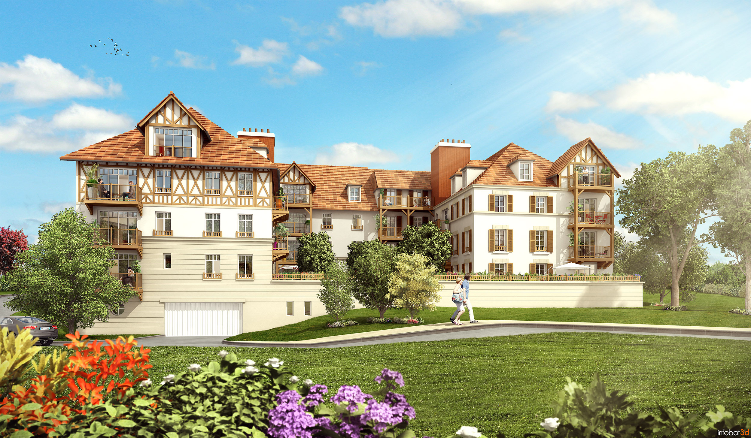 Appartements neufs Trouville - Interconstruction Ouest