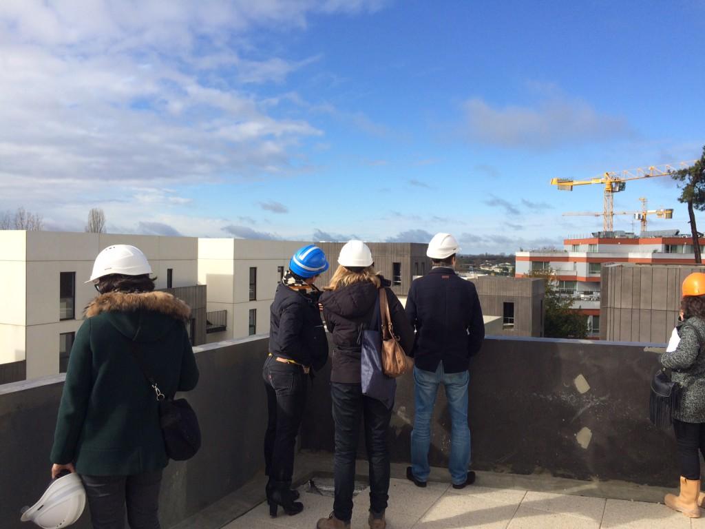Rocquencourt 78 visite du chantier de 83 logements for Visite yvelines 78