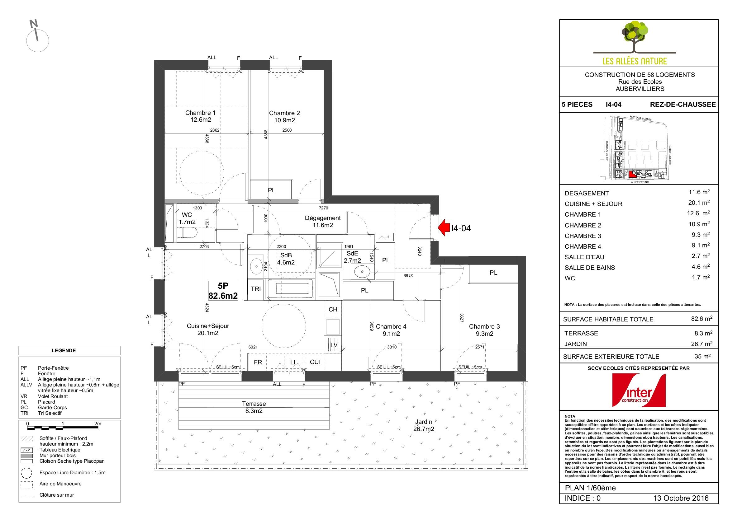 Savoir lire le plan de votre futur appartement - Programme pour plan de maison ...