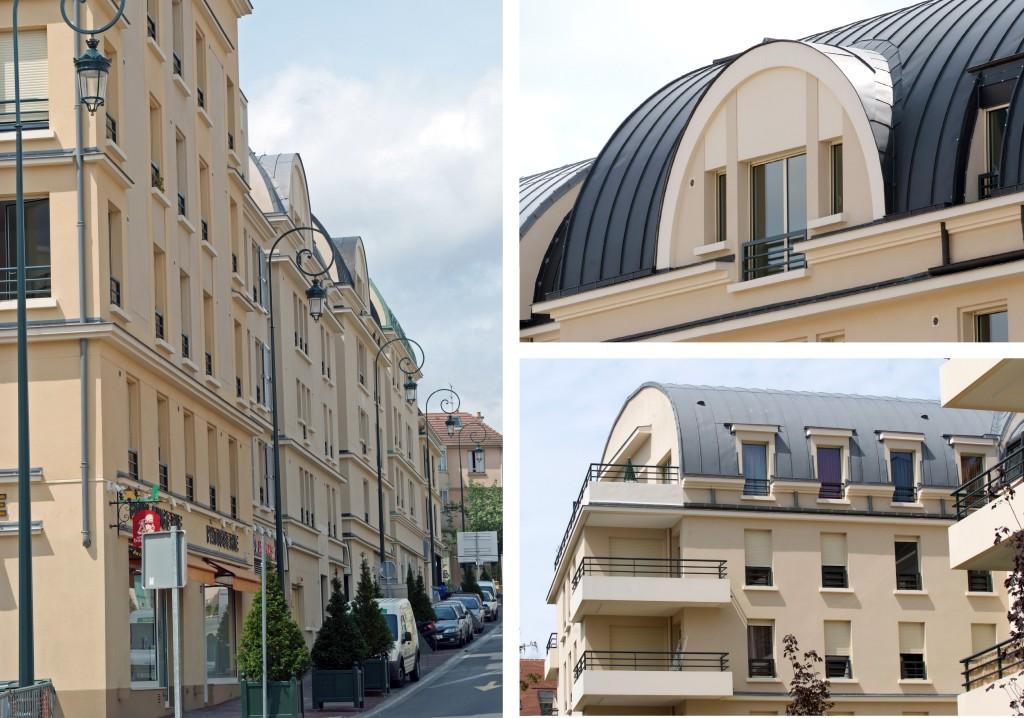 R f rence logements maisons laffitte 78 les balcons du ch teau - Architecte maisons laffitte ...