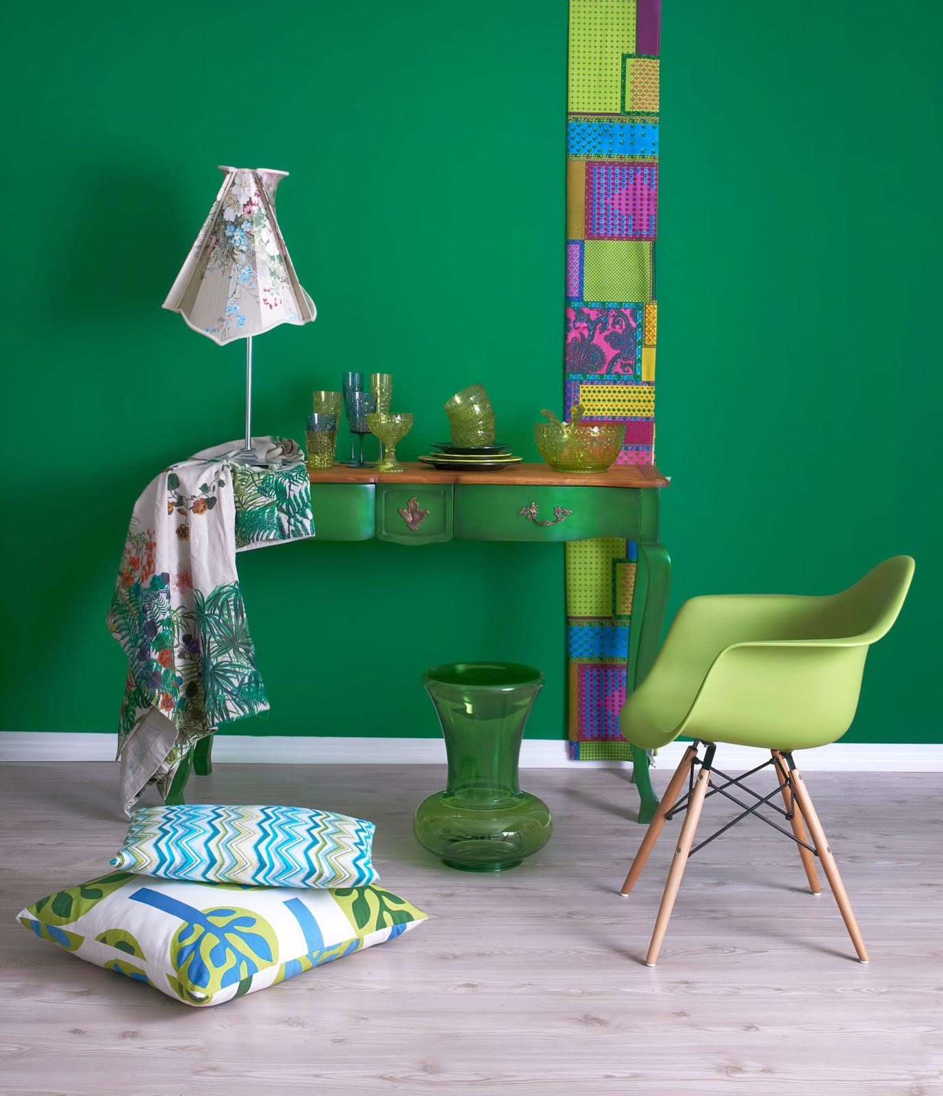 Les Couleurs Qui Se Marient Avec Le Vert les couleurs dans votre intérieur et leurs influences sur