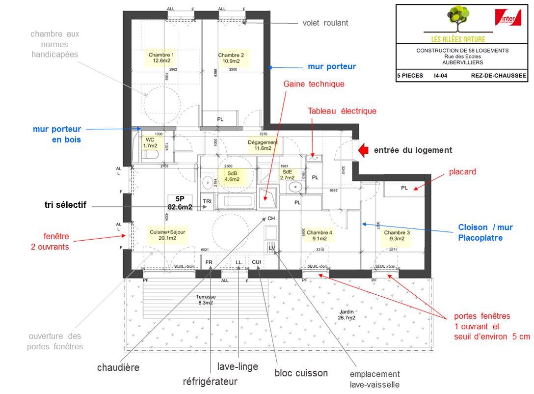 Savoir Lire Le Plan De Votre Futur Appartement