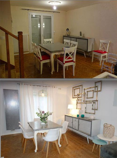 Home staging exemple