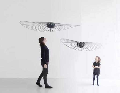 Lampe suspension Vertigo - Musée des Arts décoratifs